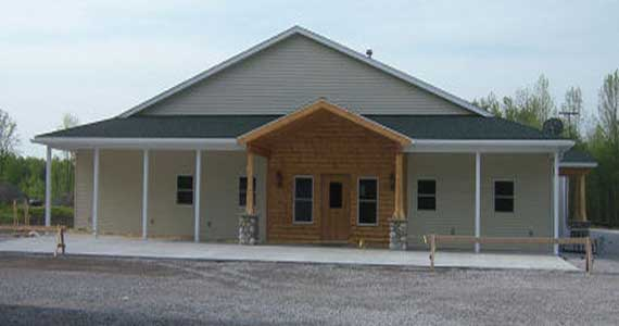 Metal building homes for sale and construction amf steel for Metal building for home