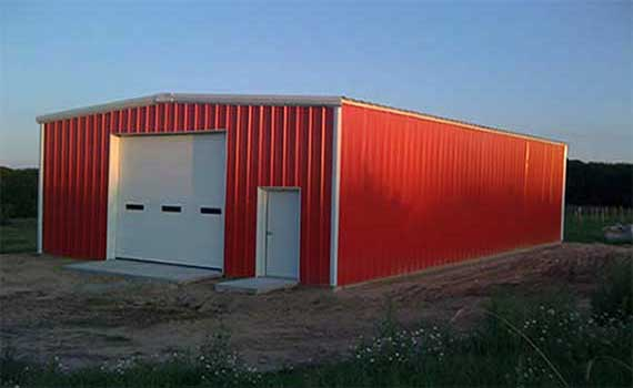 Steel Buildings Indiana