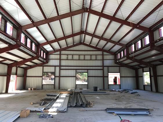 Steel Building Videos Metal Building Pictures Amf